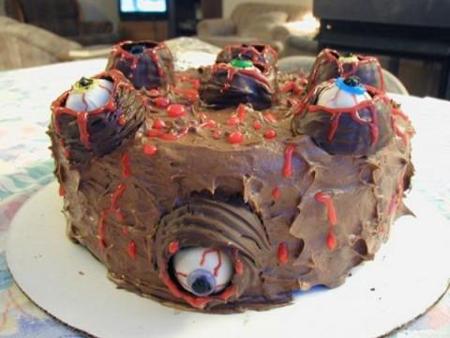Ужасные торты